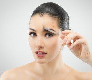 Mechaninis veido valymas